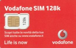 GSM WITH CHIP ITALIA VODAFONE (E62.6.2 - [2] Handy-, Prepaid- Und Aufladkarten