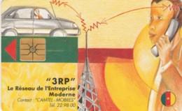 PHONE CARD CAMEROON (E62.1.8 - Kameroen