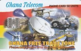 PHONE CARD GHANA (E62.3.3 - Ghana