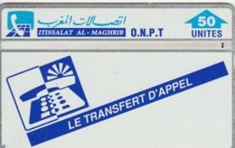 PHONE CARD MAROCCO (E62.4.3 - Marokko