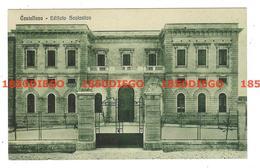CASTELLANA - EDIFICIO SCOLASTICO F/PICCOLO VIAGGIATA 1932 - Bitonto