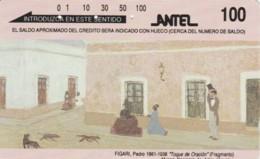 PHONE CARD URUGUAY (E62.3.1 - Uruguay