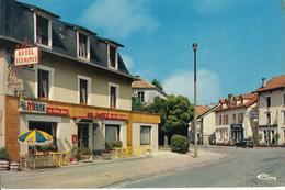 LE THILLOT  - Hôtel Terminus Quartier De La Gare - Le Thillot