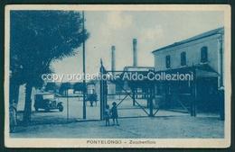Padova Pontelongo Zuccherificio FP P/114 - Padova (Padua)