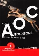 Espace Cirque D' ANTONY Théatre Firmin Gémier La Piscine Collectif AOC Rue Georges SUANT 152 / KEVREN0771 - Antony