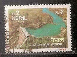 NEPAL     OBLITERE - Nepal