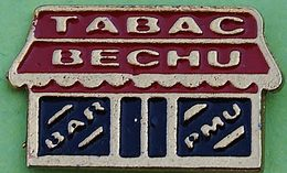 MM 530............TABAC  BECHU - Badges