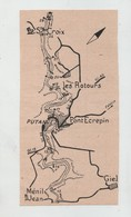 Sainte Croix Les Rotours Pont Ecrepin Putanges Ménil Jean Giel - Vieux Papiers