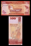 Sri Lanka 100 Rupees 2010 Pick 125a SC UNC - Sri Lanka