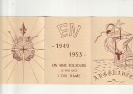 **** 33 *** BORDEAUX  Promo 112 école Normale D'instituteurs - 1949 1953 -- Enseignement écoles - Schools