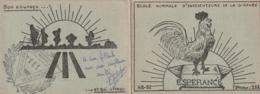 **** 33 *** BORDEAUX  Promo 111 école Normale D'instituteurs - 1949 1952 -- Enseignement écoles - Schools