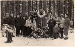 TRIJE ŽEBLJI NA POHORJU, POHOD NA 3. ŽEBLJE, 1954 - Slovenia