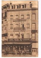B-7834  ANTWERPEN : Cafe Hotel De L'Union ( Place De La Gare 29 ) - Antwerpen