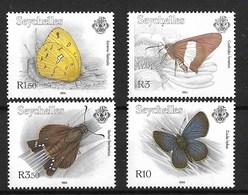 SEYCHELLES 1994 BUTTERFLIES MNH - Butterflies