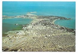 CP DJIBOUTI, VUE ARIENNE DE LA CAPITALE, REPUBLIQUE DE DJIBOUTI - Djibouti