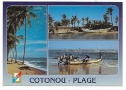 CP MULTIVUES COTONOU PLAGE, BENIN - Benin