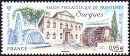 France N° 5210 ** Salon Philatélique De Printemps - Sorgues (Vaucluse) - Neufs