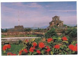 CP IMPERIAL PALACE - HOANG CUNG, LA PORTE THE NHON ET LA TOUR DU DRAPEAU, HUE, VIET NAM - Vietnam