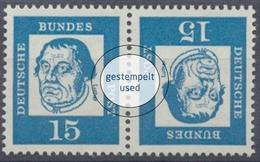 Deutschland (BRD), Michel Nr. K 3, Gestempelt (371172) - [7] République Fédérale