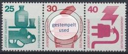 Deutschland (BRD), Michel Nr. W 46, Gestempelt (371512) - [7] République Fédérale