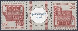 Deutschland (BRD), Michel Nr. KZ 4, Gestempelt (371242) - [7] République Fédérale