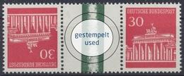 Deutschland (BRD), Michel Nr. KZ 5, Gestempelt (371292) - [7] République Fédérale