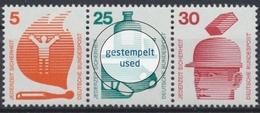 Deutschland (BRD), Michel Nr. W 44, Gestempelt (371492) - [7] République Fédérale