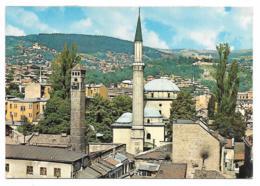 CP SARAJEVO, MOSQUEE BEG, BOSNIE HERZEGOVINE - Bosnië En Herzegovina