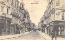 Vichy - Rue De Nîmes - Vichy