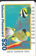 AUSTRALIA - Fish, Great Barrier Reef(old Logo), Mint - Australia