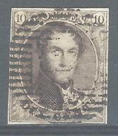 MM-/-1051.- N° 3, Obl. ,  Cote 9.00 € ,  PAPIER EPAIS - Voir Les Scans Pour Detail !! - 1849-1850 Médaillons (3/5)