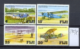 FIDSCHIINSELN -  375/8  Geschichte D.Luftfahrt  Kpl.postfr - Fiji (1970-...)
