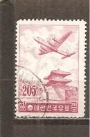 Corea Del Sur Nº Yvert  Aéreo 21 (usado) (o) (con Goma) - Korea, South