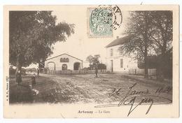 45 - ARTENAY - La Gare - Artenay