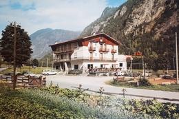 Cartolina - Hotel Des Roses Di Grande Achille - Valle D'Aosta - 1972 - Italia