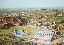 Cartolina - Bergamo - La Piscina - 1968 - Bergamo