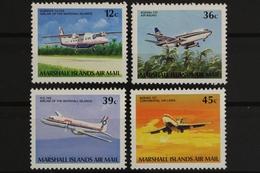 Marshall-Inseln, MiNr. 217-220 A, Flugzeuge, Postfrisch / MNH - Marshall Islands