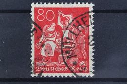 Deutsches Reich, MiNr. 186, Gestempelt, Geprüft Infla - Used Stamps
