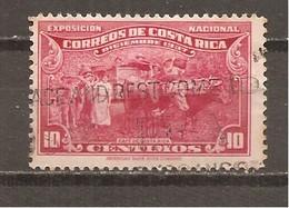 Costa Rica  Yvert  182 (usado) (o) - Costa Rica