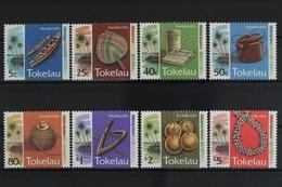 Tokelau-Inseln, MiNr. 201-208, Postfrisch / MNH - Tokelau