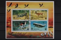 Kenia, MiNr. Block 10, Gestempelt - Kenya (1963-...)