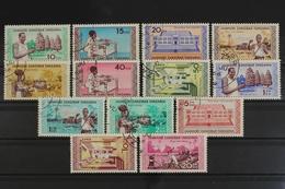 Sansibar, MiNr. 333-345, Gestempelt - Zanzibar (1963-1968)