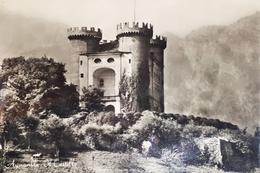Cartolina - Aymaville - Il Castello - 1960 Ca. - Italy
