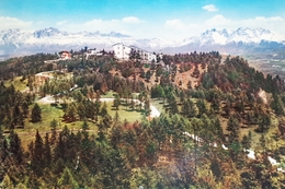 Cartolina - Hotel Facchin - Monte Penegal - Dolomiti - 1970 Ca. - Belluno