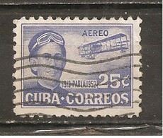 Cuba - Yvert  Aéreo-61 (usado) (o) - Poste Aérienne
