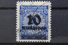 Deutsches Reich, MiNr. 335 B P, Gestempelt, BPP Signatur - Used Stamps