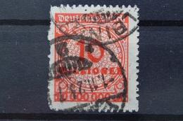 Deutsches Reich, MiNr. 319 B, Gestempelt, Geprüft Infla - Used Stamps