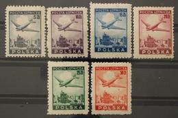 Polen, MiNr. 428-433, Postfrisch / MNH - Poland