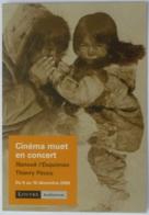 ESQUIMAU / Nanouk - Cinéma Muet En Concert - Carte Publicitaire - America