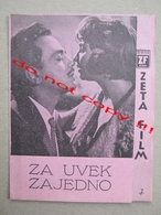 With You Forever (1960) / Hasan Ramzi:  Shadia, Kamal El-Shinnawi, Abdel Moneim Ibrahim ZETA Film ( Egyptian Film ) - Programs